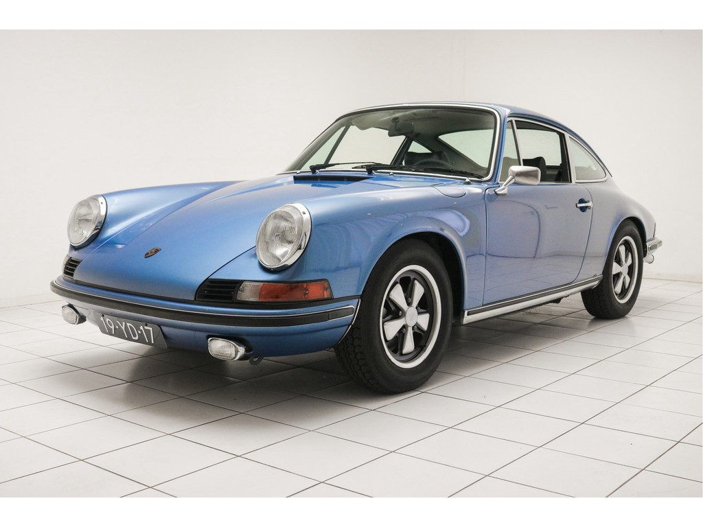 Occasion Porsche 911 Gemini Blau 2.4 T 1973