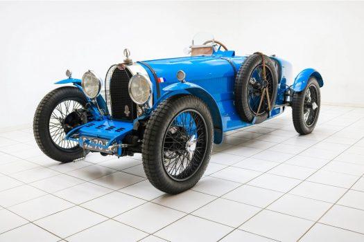 Bugatti Type 35B Grand Prix Bugatti Blue 1926 12