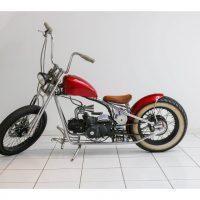 Harley-Davidson Kikker 5150 HK-I 125 Hardknock Bobber 2006 1