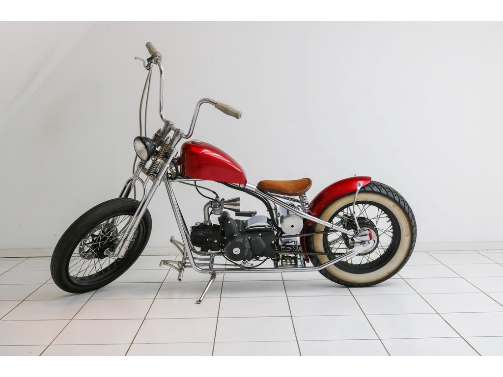 Occasion Harley-Davidson   Kikker 5150 HK-I 125 Hardknock Bobber 2006