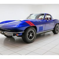 Chevrolet Corvette C2 Sting Ray Coupe Grand Sport Admiral Blue 1967 1