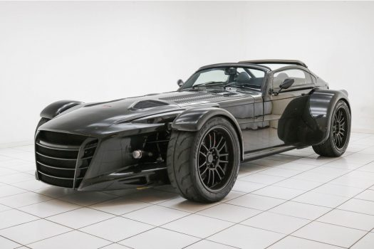 Donkervoort D8 GTO RS Bare Naked Carbon Bare Naked Carbon 2018 4