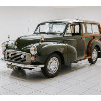 Morris Minor 1000 Traveller Green 1968 1