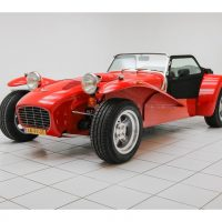 Donkervoort S8 2.0 S8 FD Red 1984 1