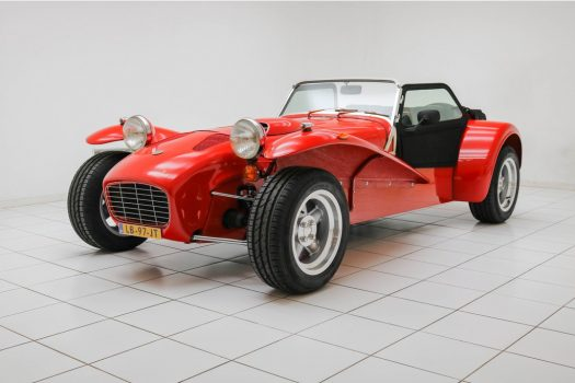 Donkervoort S8 2.0 S8 FD Red 1984 3