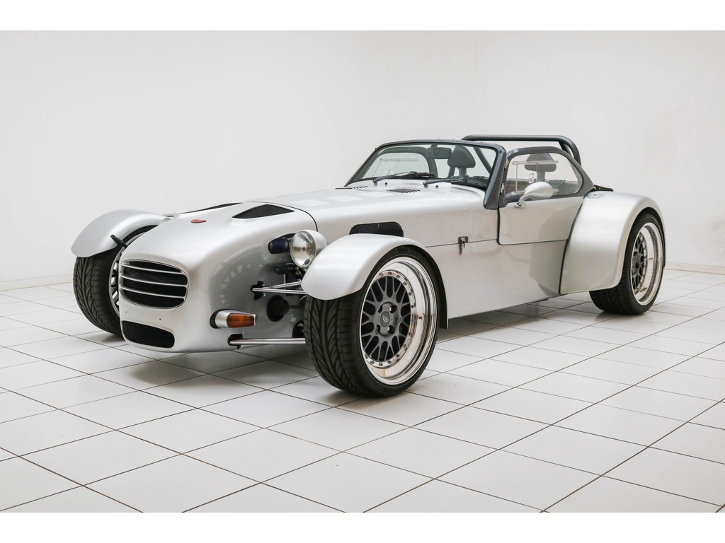 Occasion Donkervoort D8 Silver Metallic 1.8 Audi 320R 2003