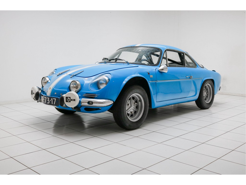 Occasion Renault Alpine A110 Comas Blue 1300 FASA 1971